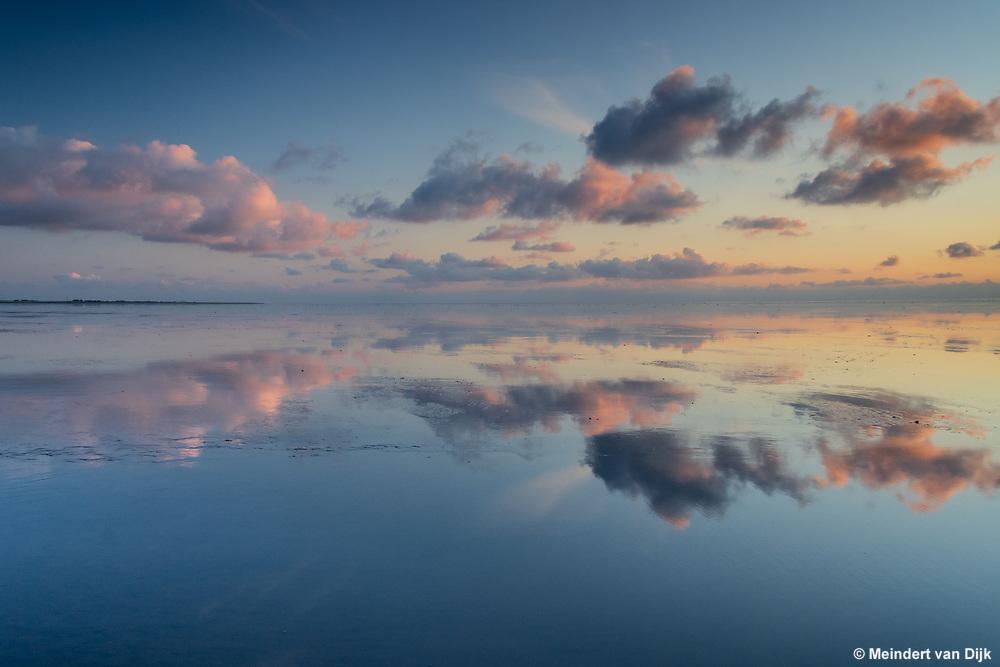 Waddenzee bij Westhoek (Friesland)